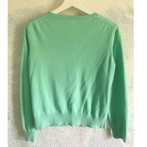 Banana Republic Sweaters - Banana Republic Mint Green Cardigan